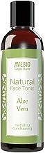Voňavky, Parfémy, kozmetika Prírodné tonikum na tvár - Avebio Natural Face Tonic Aloe Vera
