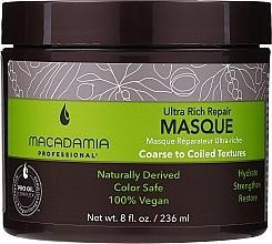 Voňavky, Parfémy, kozmetika Maska na vlasy - Macadamia Professional Ultra Rich Repair Mask