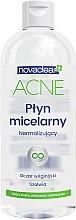 Voňavky, Parfémy, kozmetika Micelárna voda - Novaclear Acne Micellar Water