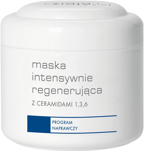 Intenzívna regeneračná maska s ceramidmi - Ziaja Pro Intensive Regeneration Mask with Ceramides — Obrázky N1