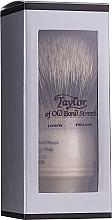 Voňavky, Parfémy, kozmetika Štetka na holenie, HT3, 10 cm - Taylor of Old Bond Street Shaving Brush Pure Badger Size L