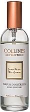 Voňavky, Parfémy, kozmetika Vôňa do domácnosti Biely jazmín - Collines de Provence White Jasmine Home Perfume