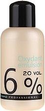 Voňavky, Parfémy, kozmetika Peroxid vodíka v kréme 6% - Stapiz Professional Oxydant Emulsion 20 Vol