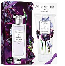 Voňavky, Parfémy, kozmetika Allverne Iris & Patchouli - Sada (edp/50ml + b/lot/200ml)