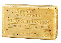 Voňavky, Parfémy, kozmetika Mydlo - Le Chatelard 1802 Savon de Marseille Orange Flower Green Tea