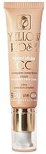 Voňavky, Parfémy, kozmetika Protistarnúci CC krém - Yellow Rose Hydrocellular CC Cream SPF30