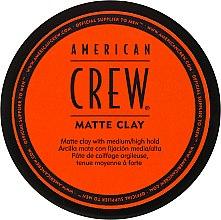Voňavky, Parfémy, kozmetika Matujúca hlina - American Crew Matte Clay