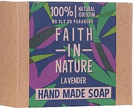 Voňavky, Parfémy, kozmetika Mydlo na ruky s levanduľou - Faith In Nature Lavender Soap