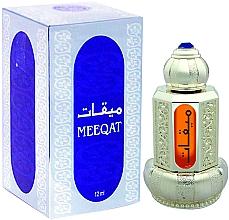 Voňavky, Parfémy, kozmetika Al Haramain Meeqat Silver - Olejový parfém