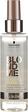 Voňavky, Parfémy, kozmetika Dvojfázový sprej na vlasy - Schwarzkopf Professional BlondMe Bi-Phase Bonding & Protection Spray