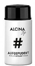 Voňavky, Parfémy, kozmetika Púder na vlasy - Alcina Style Aufgepudert