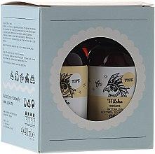 Voňavky, Parfémy, kozmetika Sada - Yope Verbena (h/balm/40ml + sh/gel/40ml + shm/40ml + cond/40ml)