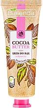 """Voňavky, Parfémy, kozmetika Krém na ruky """"Kakaové maslo"""" - Bielenda Nourishing Hand Cream"""