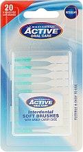 Voňavky, Parfémy, kozmetika Medzizubná kefka - Beauty Formulas Active Oral Care Interdental Soft Brushes