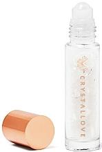 """Voňavky, Parfémy, kozmetika Fľaša s kryštálmi pre éterický olej """"Horský krištáľ"""", 10 ml - Crystallove"""