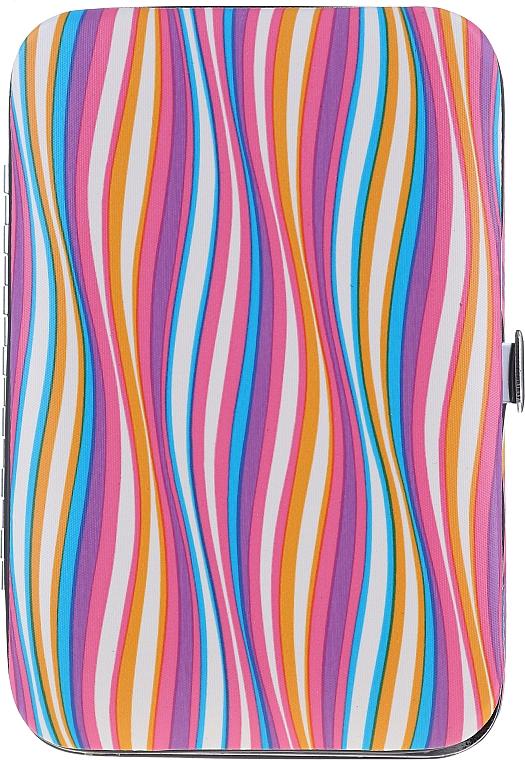 Sada na manikúru, 6 položiek, 79689, rôznofarebný - Top Choice — Obrázky N2