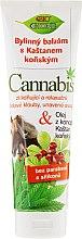 Voňavky, Parfémy, kozmetika Balzam na nohy - Bione Cosmetics Cannabis Herbal Ointment With Horse Chestnut