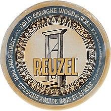 Voňavky, Parfémy, kozmetika Tuhý balzam po holení - Reuzel Wood & Spice Solid Cologne Balm