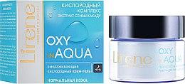 Voňavky, Parfémy, kozmetika Nočný krém na tvár - Lirene Dermo Program Oxy In Aqua