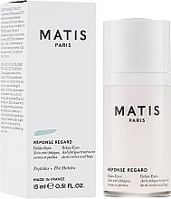 Voňavky, Parfémy, kozmetika Gél na pokožku okolo očí proti únave a tmavým kruhom - Matis Reponse Regard Relax-Eyes