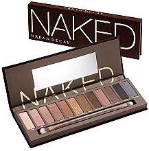 Voňavky, Parfémy, kozmetika Paleta tieňov na viečka - Urban Decay Naked Eyeshadow Palette