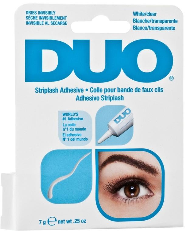 Lepidlo na falošné riasy - Duo Eyelash Adhesive