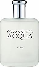 Voňavky, Parfémy, kozmetika Jean Marc Covanni Del Acqua - Toaletná voda