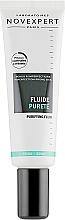 Voňavky, Parfémy, kozmetika Fluid proti nedokonalostiam pleti so zinkom - Novexpert Trio-Zinc Purifying Fluid