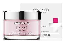 Voňavky, Parfémy, kozmetika Detoxikačná pleťová maska - Symbiosis London In Depth Detoxifying & Oxygenating Mask