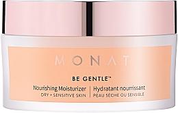 Voňavky, Parfémy, kozmetika Výživný hydratačný krém na tvár - Monat Be Gentle Nourishing Moisturizer