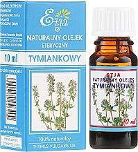 Voňavky, Parfémy, kozmetika Tymiánový prírodný éterický olej - Etja Natural Essential Oil