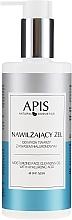 Voňavky, Parfémy, kozmetika Hydratačný gél na umývanie s kyselinou hyalurónovou - APIS Professional Moisturising Cleansing Gel