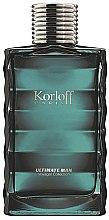 Voňavky, Parfémy, kozmetika Korloff Paris Ultimate - Parfumovaná voda (tester s viečkom)