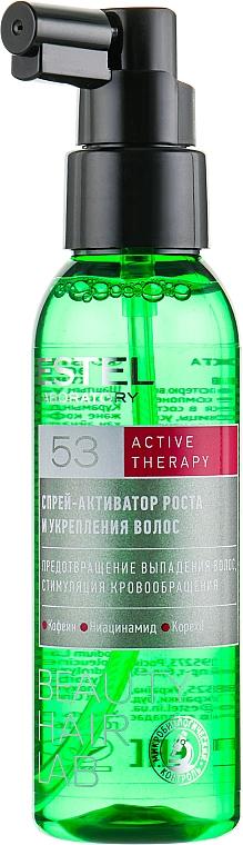 Sprej na aktiváciu rastu a spevnenie vlasov - Estel Beauty Hair Lab 53 Active Therapy