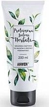 Voňavky, Parfémy, kozmetika Kondicionér pre stredné vlasy - Anwen Protein Vegan Conditioner for Hair with Medium Porosity Green Tea
