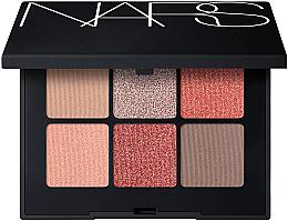 Voňavky, Parfémy, kozmetika Paleta očných tieňov - Nars Voyageur Eyeshadow Palette