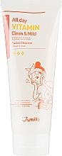 Voňavky, Parfémy, kozmetika Čistiaci prípravok na tvár - HelloSkin Jumiso All Day Vitamin Clean & Mild Facial Cleanser