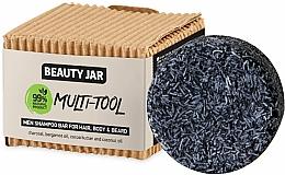 Voňavky, Parfémy, kozmetika Pánsky šampón na vlasy, telo a fúzy - Beauty Jar Multi-Tool Men Shampoo Bar For Hair, Body & Beard
