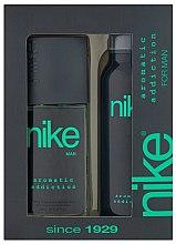 Voňavky, Parfémy, kozmetika Nike Men Aromatic Addiction - Sada (deo/200ml + deo/spray/75ml)