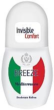 Voňavky, Parfémy, kozmetika Guľôčkový dezodorant Neviditeľný komfort - Breeze Invisible Comfort Deodorante Roll-on