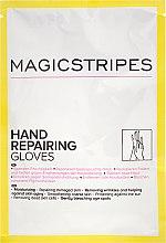 Voňavky, Parfémy, kozmetika Obnovujúce rukavice na ruky - Magicstripes Hand Repairing Gloves