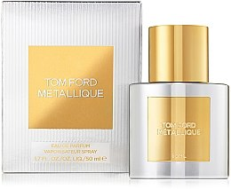 Voňavky, Parfémy, kozmetika Tom Ford Metallique - Parfumovaná voda