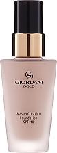 Voňavky, Parfémy, kozmetika Premeniteľná tónovací krém - Oriflame Giordani Gold MasterCreation Foundation SPF 18