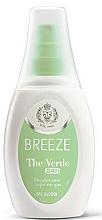 Voňavky, Parfémy, kozmetika Breeze Deo The Verde - Dezodorant v spreji na telo
