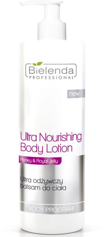 Ultra-regeneračné telové mlieko - Bielenda Professional Body Program Ultra Nourishing Body Lotion — Obrázky N1