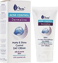 Voňavky, Parfémy, kozmetika Matný denný krém-gél - Ava Laboratorium Acne Control Matt & Shine Day Cream