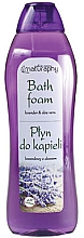 """Voňavky, Parfémy, kozmetika Pena do kúpeľa """"Levanduľa a aloe"""" - Bluxcosmetics Naturaphy Lavender & Aloe Vera Bath Foam"""
