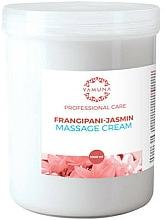 Voňavky, Parfémy, kozmetika Masážny krém, frangipani a jazmín - Yamuna Massage Cream