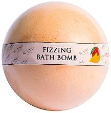 "Voňavky, Parfémy, kozmetika Bomba do kúpeľa ""Mango"" - Kanu Nature Bath Bomb Mango"