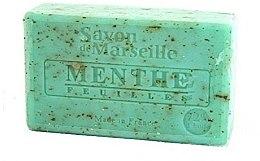 """Voňavky, Parfémy, kozmetika Prírodné mydlo """"Mäta"""" - Le Chatelard 1802 Menthe Soap"""